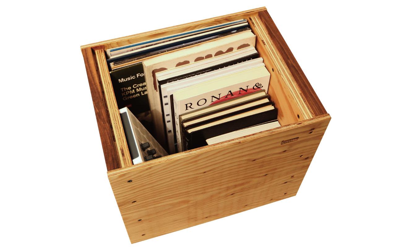 STACK-BOXes Lサイズ使用イメージ画像