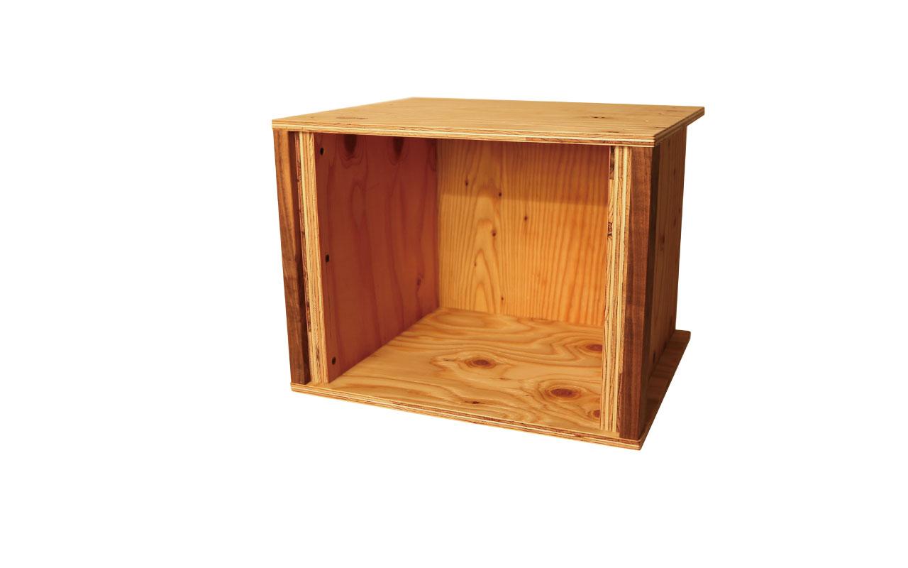 STACK-BOXes Lサイズ上面